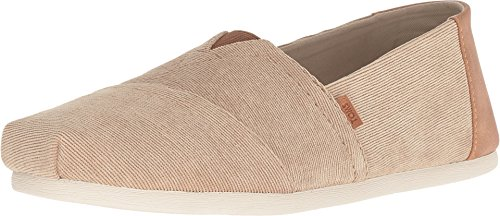 TOMS Men's Venice Collection Alpargata Light Toffe Micro Corduroy 8.5 D US ()
