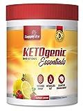 Ketogenic Essentials Exogenous Keto Powder Drink Mix – BHB Ketones – Zero Sugar, Zero Carbs, Zero Caffeine – Inch and Weight Loss – Raspberry Lemonade
