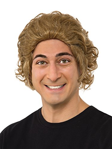Willy Wonka Adult Wig Costume Accessory