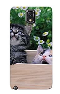 Galaxy Note 3 Cover Case Design - Eco-friendly Packaging(animal Cat)
