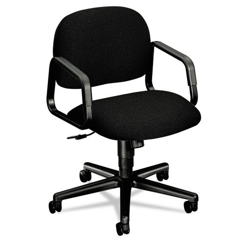 HON4002AB10T - HON Solutions 4000 Series Seating Mid-Back Swivel/Tilt Chair - Hon 4000 Series Solutions