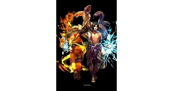 Amazon.com: Konoha Ninja Chakra Blazing Fire And Ligthing ...