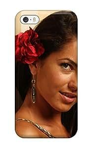 Special HansenLiuy Skin Case Cover For Iphone 5/5s, Popular Barbara Mori Phone Case