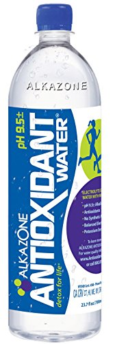 Alkazone Antioxidant Water 23.7 oz bottle (Antioxidant Water)