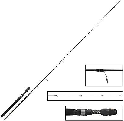 W3 Power Stick H 210 cm 15 – 50 g – Caña de Spinning para Pesca de Lucio, Perca y lucioperca, spinnangelrute para Pesca Barco, caña de Spinning: Amazon.es: Deportes y aire libre