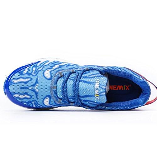 Yidiar Ytelse Kvinners Atletisk Trening Trail Joggesko Utendørs Treningsstudio Jogging Joggesko Lys Blå