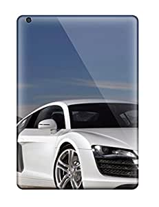 Durable Case For The Ipad Air- Eco-friendly Retail Packaging(audi R8 Car)