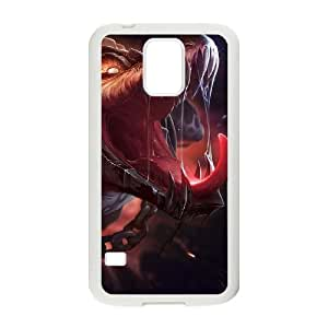 Samsung Galaxy S5 Cell Phone Case White League of Legends Scorched Earth Renekton Vcobh