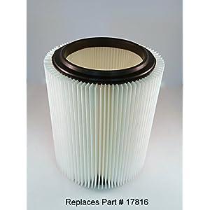 Rigid Vacuum Filter