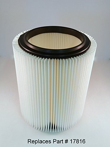 Craftsman & Ridgid Replacement Cartridge - Ridgid Filter Vf4000