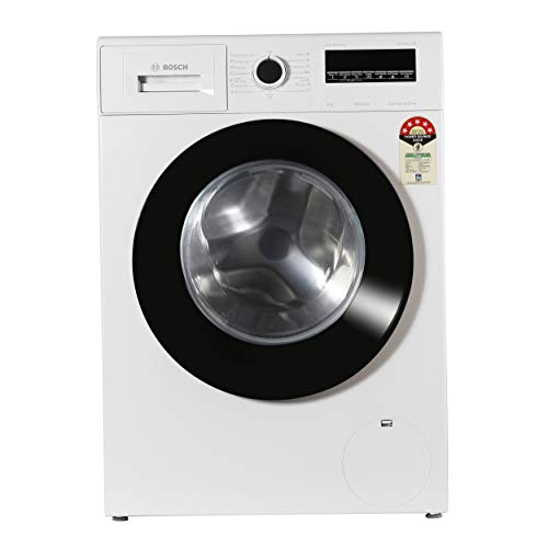 Bosch 8kg Front Load Washing Machine Review India 8 Kg Fully-Automatic