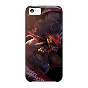 Great Cell-phone Hard Cover For Iphone 5c (UHt19412qjnz) Support Personal Customs Attractive Dota 2 Bloodseeker Pattern