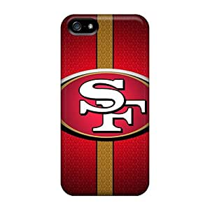 New Premium TAMasons San Francisco 49ers Skin Case Cover Excellent Fitted For Iphone 5/5s