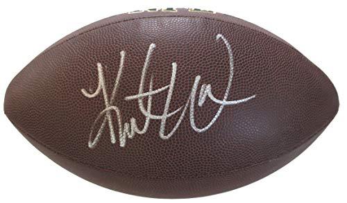 Football Signed Nfl Wilson - Kurt Warner Arizona Cardinals Signed Autographed Wilson NFL Football JSA COA