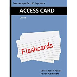Access Card for Online Flash Cards, to accompany Joomla! Templates (Joomla! Press)