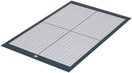 A3 no deslizante vinilo cortador Plotter corte de la alfombra con artesanía pegajosa, 3pcs / pack: Amazon.es: Electrónica