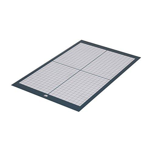 A4 non slip vinyl cutter plotter cutting mat with craft for Craft vinyl cutter reviews