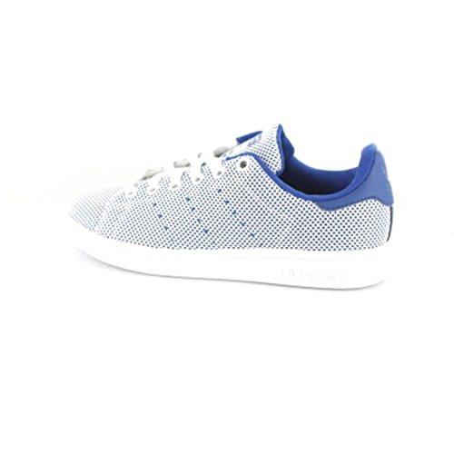 adidas STAN SMITH S81874/000 Unisex - Erwachsene Sportschuh, Weiß 48 EU in Übergrößen