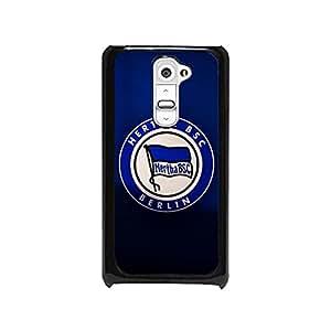 Hertha Berliner Sport Club Berlin Team Logo Phone Case,Creative Fashion Bundesliga FC Hertha Berliner Custom LG G2 Phone Case Cover