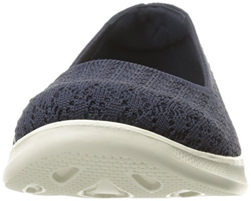 Skechers Womens Go Step Lite-Wander Walking Shoe Navy qNOKFMt