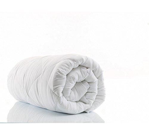 Bekata 100% Cotton Baby Down Alternative Comforter - White - Made in Turkey