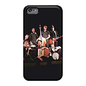 AaronBlanchette Iphone 6 Shock Absorption Hard Phone Cover Support Personal Customs Nice Red Hot Chili Peppers Image [Lmf1609tptD]