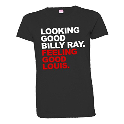 Womens Looking Good Billy Ray Louis Trading Places Jokers T-Blk-XL