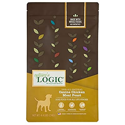 Nature'S Logic Dog Food Canine Meal Feast, Chicken