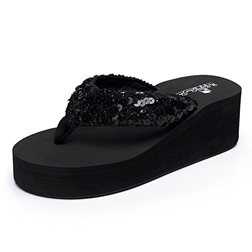 1003 1001 Scivolosa Di Scarpe Haizhen Per Donne colore Dimensioni Femmina Le Donna Impermeabili Fondo Sandali Moda Estate Pantofole Con 36 Inferiori Personalità Da fBRRY