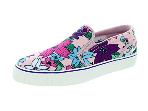 Glaze sail varsity Pink Scarpe Donna Sportive Purple Wmns Canvas Nike Slip Toki 6z8zUq