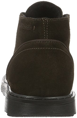 Strellson Baxter Mid, Zapatos de Cordones Derby para Hombre Marrón - Braun (702)