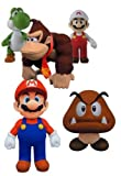 Super Mario Brothers : Figure Collection 2 (5pcs)