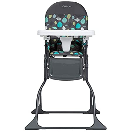Seedling Cosco Simple Fold Full Size High Chair with Adjustable Tray