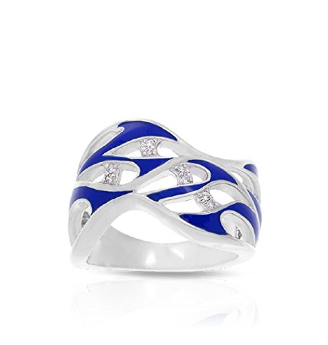 Belle Etoile: Marea Blue Ring