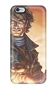 Waterdrop Snap-on Fable Case For iphone 4s(3D PC Soft Case)