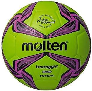 MOLTEN F9V1500 Vantaggio - Balón de fútbol, Color Verde Claro ...