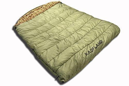 Cheap Kaufland 2-Person -20 Degree Ripstop Sleeping Bag