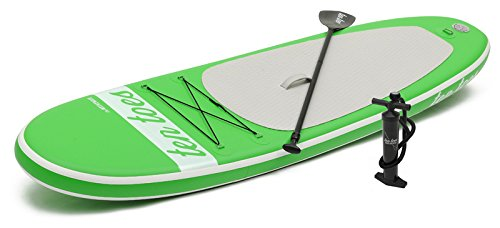 Ten Toes iSUP Inflatable Standup Paddleboard SUP, theWEEKENDER (10'x30''x6'')