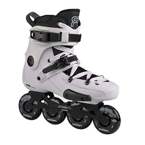 SEBA FR1 80 WHITE 2016//17 best freeride//freeskate//city skating inline skates