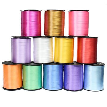 Arts Crafts & Sewing - Balloon Curling Ribbon Gift Party Cake Decorative Ribbon - Typewriter Medal Inflate Medallion Billow Laurel Wreath - 1PCs by Unknown