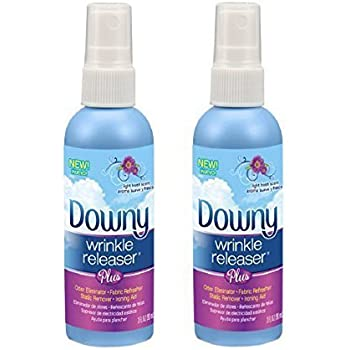 Downy Wrinkle Releaser Plus 3 Fl Oz. (Pack of 2)