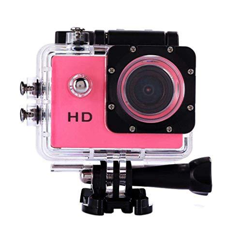 gazechimp Waterproof 1080P HD DV DVR Sports Camera for Rock Climbing, Diving, Drones (Transport Dv Hd)