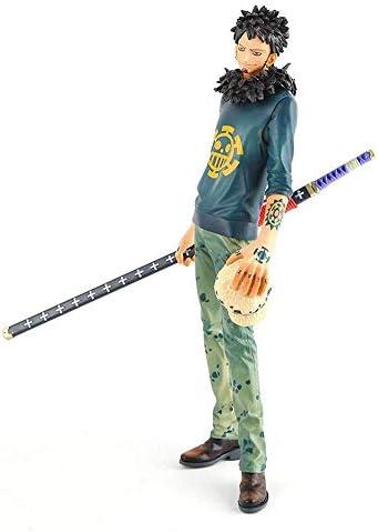 ÉÉNDELIGE Trafalgar Law Model Animated Character Model Furniture Action Figure Standbeeld Collectible Gift 26cm peng