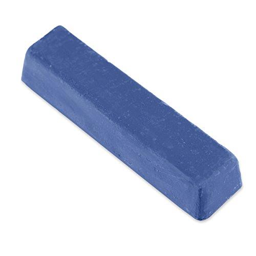 6 oz USA Blue Polishing Buffing Compound Rouge - Plastic, Synthetics - High (Plastic Buffing Compound)