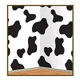 Beistle Cow Print