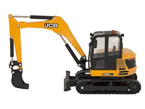 Britains 1:32 JCB Midi Excavator Collectable Farm Vehicle Toy Suitable from 3 Years