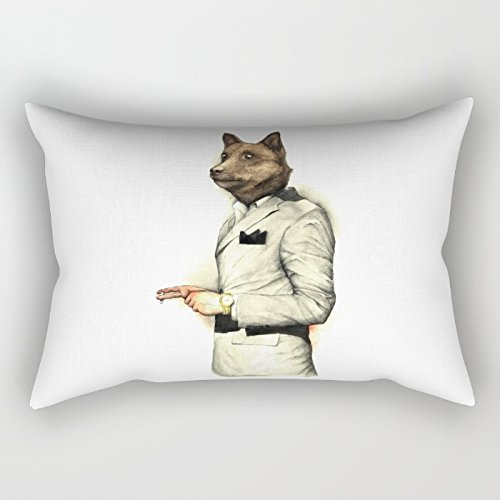 [Beautifulseason Dogs Cushion Covers 16 X 24 Inches / 40 By 60 Cm Best Choice For Coffee House,valentine,dining Room,saloon,chair With Twice] (Dr Gregory House Costume)