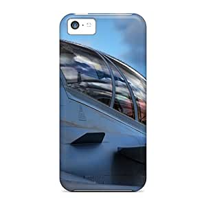New Style Cases Covers Vtw38429McZH Jet Cockpit Compatible With Iphone 5c Protection Cases
