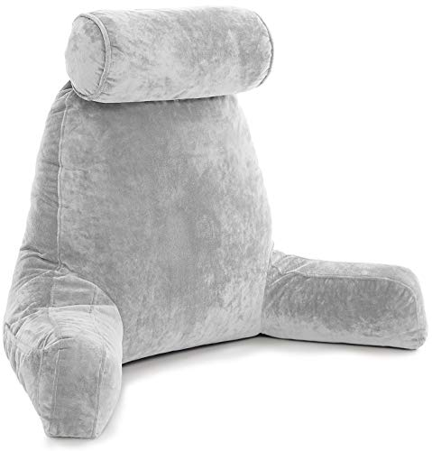 Husband Pillow Light Grey