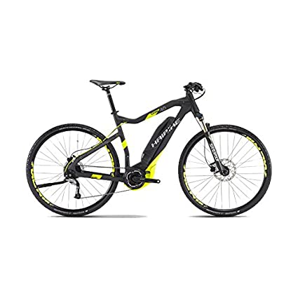 66dcd315392 Amazon.com : Haibike 2017 SDURO Cross 4.0 (High-Step) eAdventure ...